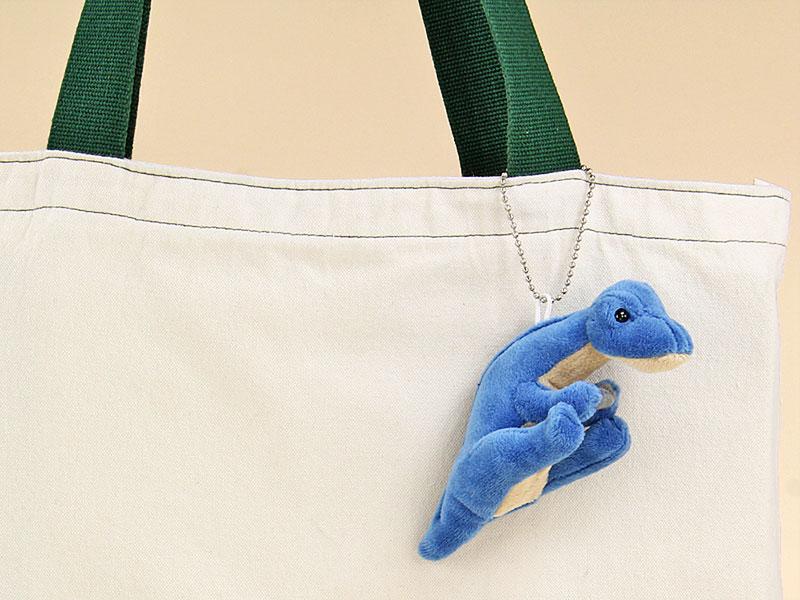 恐竜・古代生物 ぬいぐるみマスコット ブラキオサウルス