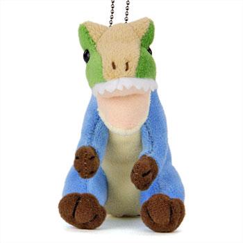 リアル恐竜ぬいぐるみ マスコット アロサウルス