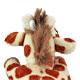 ねそべりマスコット キリン 柔らかいタテガミ