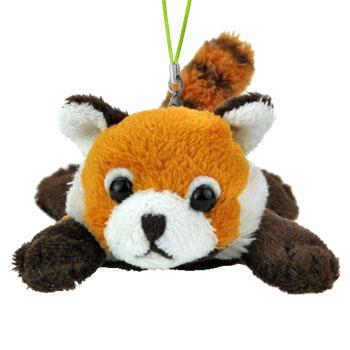 ねそべりマスコット レッサーパンダ