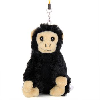 リアル動物ぬいぐるみ マスコット おすわり チンパンジー