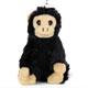 リアル動物ぬいぐるみ マスコット おすわり チンパンジー 正面