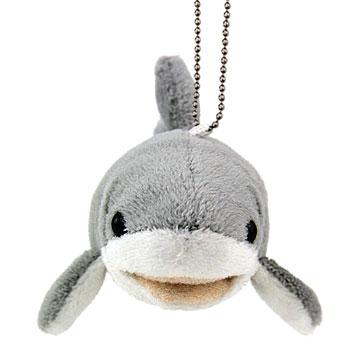 ぬいぐるみマスコット ホホジロザメ