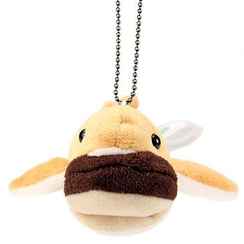 ぬいぐるみマスコット メガマウスザメ