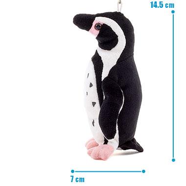 リアル 鳥類 マスコット フンボルトペンギン サイズ