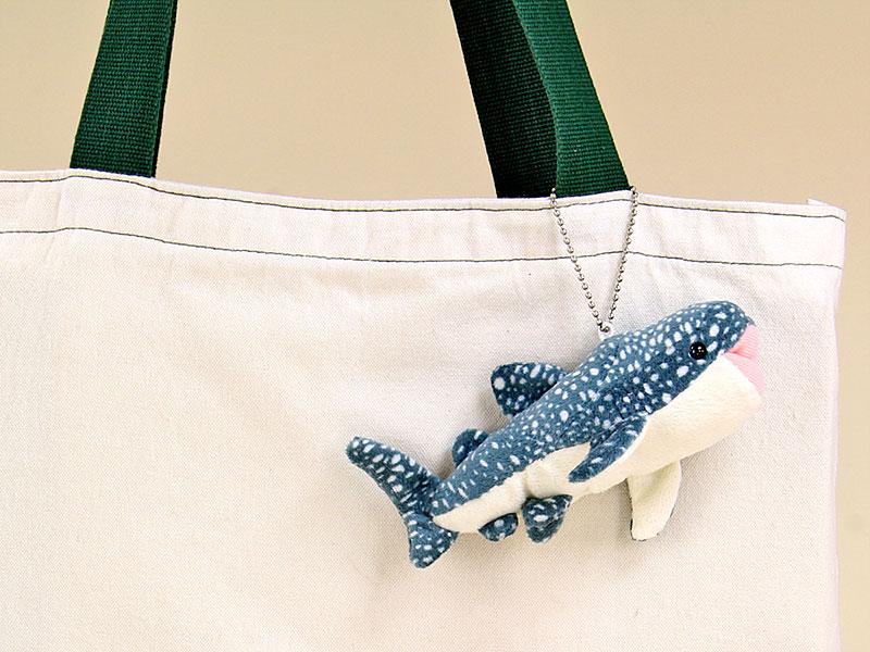 海の生物 ぬいぐるみマスコット ジンベエザメ