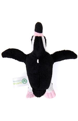 海の生物 ぬいぐるみマスコット フンボルトペンギン 真上