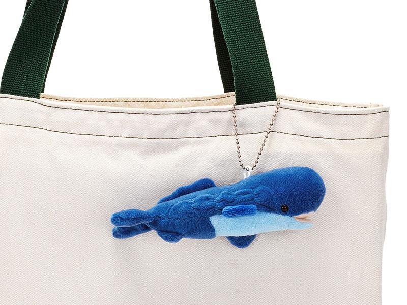 海の生物 ぬいぐるみマスコット マッコウクジラ