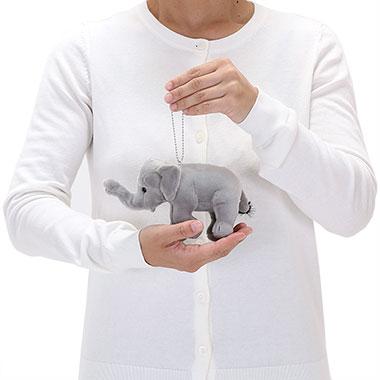 リアル野生動物 マスコット アジアゾウ 大きさ