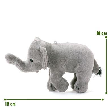 リアル野生動物 マスコット アジアゾウ サイズ