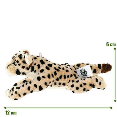 リアル野生動物 マスコット チーター サイズ