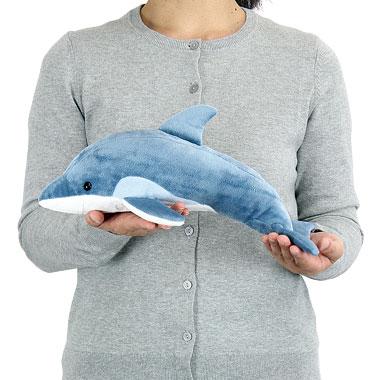 リアル 動物 生物 ぬいぐるみ ハンドウイルカ 大きさ