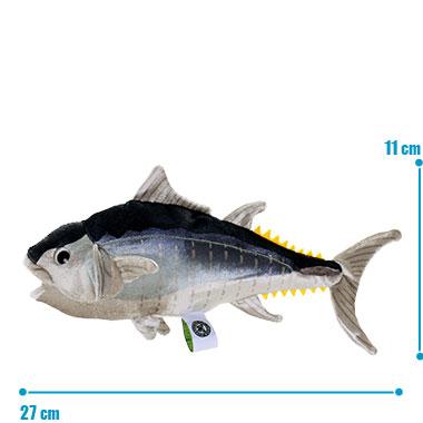 リアル 動物 生物 ぬいぐるみ クロマグロ 幼魚 サイズ
