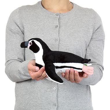 リアル 動物 生物 ぬいぐるみ フンボルトペンギン 親 スイミング 大きさ