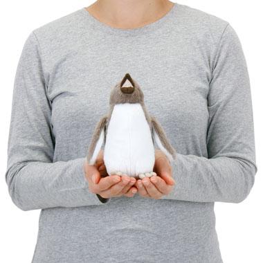 リアル 動物 生物 ぬいぐるみ イワトビペンギン ヒナ 大きさ