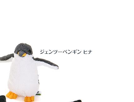 リアル動物 生物 ぬいぐるみ ジェンツーペンギン ヒナ