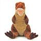 リアル恐竜ぬいぐるみ おすわりシリーズ ティラノサウルス 正面