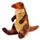 リアル恐竜ぬいぐるみ おすわりシリーズ ティラノサウルス 斜め