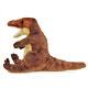 リアル恐竜ぬいぐるみ おすわりシリーズ ティラノサウルス 横