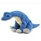 リアル恐竜ぬいぐるみ おすわりシリーズ ブラキオサウルス 斜め