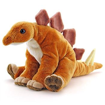 ぬいぐるみ おすわりシリーズ ステゴサウルス