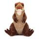 リアル恐竜ぬいぐるみ おすわりシリーズ  ティラノサウルス Mサイズ 正面