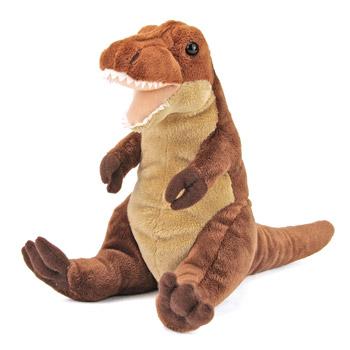 ぬいぐるみ おすわりシリーズ ティラノサウルス