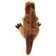 リアル恐竜ぬいぐるみ おすわりシリーズ ティラノサウルス 後ろ