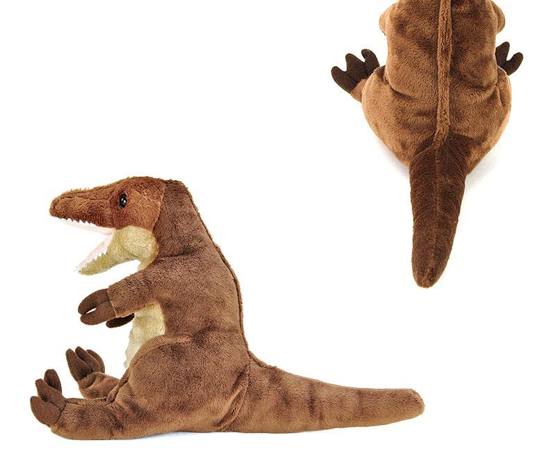 リアル恐竜ぬいぐるみ おすわりシリーズ ティラノサウルス