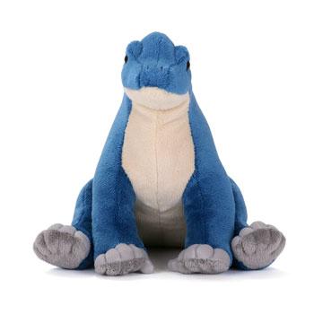 リアル恐竜ぬいぐるみ おすわりシリーズ  ブラキオサウルス Mサイズ