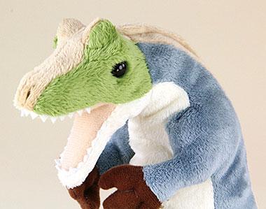 アロサウルス ぬいぐるみ