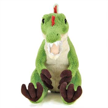 リアル恐竜ぬいぐるみ おすわりシリーズ スピノサウルス