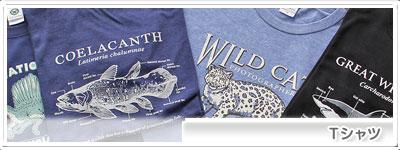 リアル動物 生物 Tシャツ