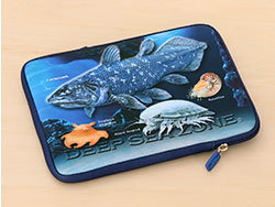 タブレットケース 深海生物