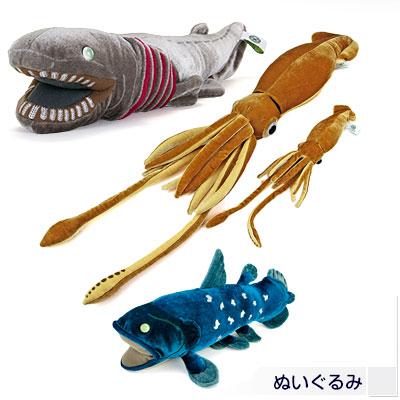 深海生物 ぬいぐるみ