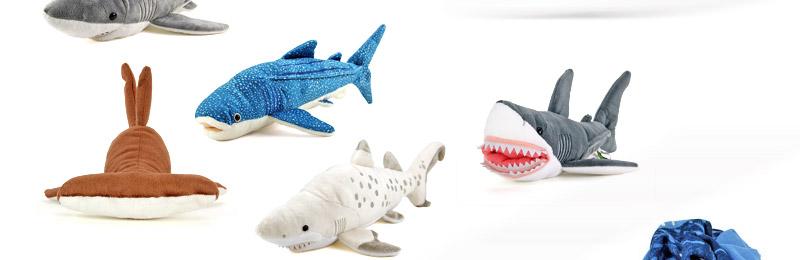 カロラータ人気のサメ グッズ〜ぬいぐるみ