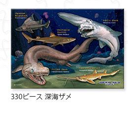 330ピース 深海ザメ