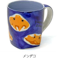 アニマル マグカップ メンダコ