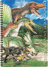 リングノート 恐竜
