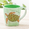 アニマル マグカップ アオウミガメ