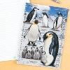 セミB5 リングノート ペンギン