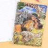 セミB5 リングノート 絶滅危惧動物