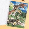 セミB5 リングノート 恐竜