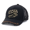 スポーツキャップ キッズサイズ ティラノサウルス スカル ブラック