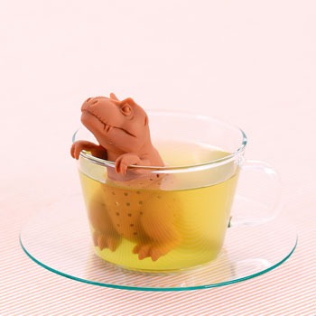 茶こし ティラノサウルス